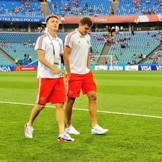 Россия - Хорватия: стартовые составы на матч ЧМ-2018