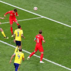 ЧМ-2018: Англия пробилась в полуфинал турнира