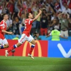 ЧМ-2018: Хорватия обыграла Россию в серии послематчевых пенальти