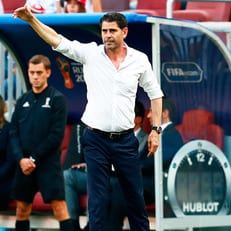 Фернандо Йерро покинул пост главного тренера сборной Испании