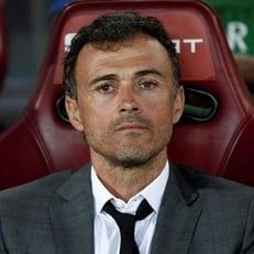Луис Энрике может стать новым главным тренером Испании