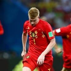 Франция - Бельгия: стартовые составы на матч ЧМ-2018