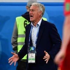 Дешам — первый тренер, выведший Францию в финал двух больших турниров