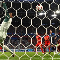 Франция оборвала рекордную беспроигрышную серию сборной Бельгии