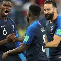 Самюэль Умтити - лучший игрок матча Франция - Бельгия