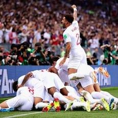 Англия побила свой же рекорд результативности на ЧМ