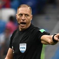 Нестор Питана обслужит финал ЧМ-2018 Франция - Хорватия