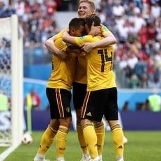 Бельгия завоевала бронзовые медали на ЧМ-2018