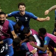 ЧМ-2018. Сборная Франции стала чемпионом мира