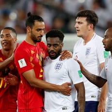 ЧМ-2018: стартовые составы Бельгии и Англии