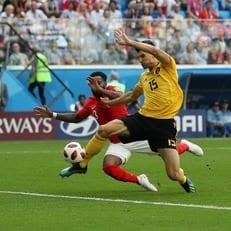 Томас Менье записал на свой счет самый быстрый гол Бельгии на ЧМ