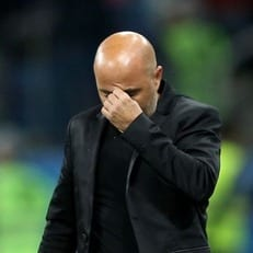 Сампаоли покинул пост главного тренера сборной Аргентины