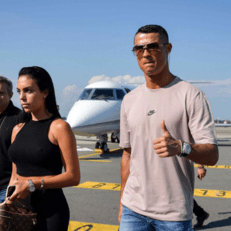 """Роналду прибыл в Турин для завершения перехода в """"Ювентус"""""""