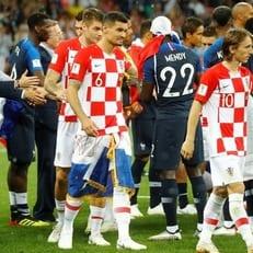 Игроки сборной Хорватии получат по 9,5 тысяч евро за ЧМ-2018