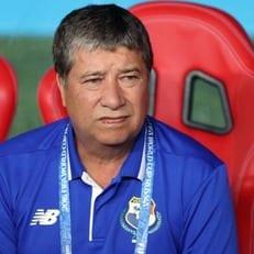 Эрнан Гомес покинул пост наставника сборной Панамы