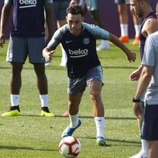 """""""Барселона"""" хочет продлить контракт с Муниром"""