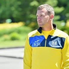 Андрей Шевченко продлил контракт с ФФУ до 2020 года