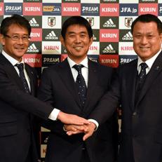 Мориясу возглавил сборную Японии