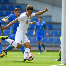 Евро U-19: Украина разгромно уступила Португалии