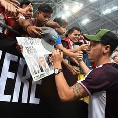 """Месут Озил станет капитаном """"Арсенала"""" на постоянной основе"""