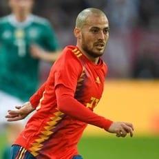 Давид Сильва может закончить карьеру в сборной Испании