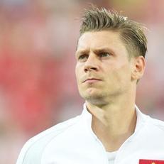 Лукаш Пишчек завершил карьеру в сборной Польши
