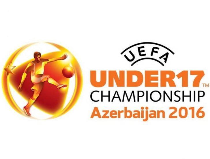 Логотип Евро U-17, azertag.az