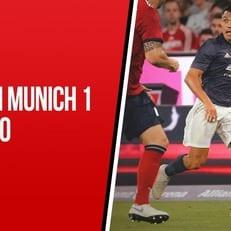 """ТМ: """"Бавария"""" обыграла """"Манчестер Юнайтед"""""""