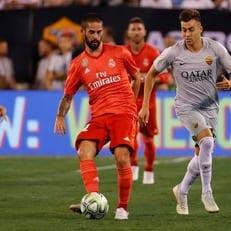 """МКЧ: """"Реал Мадрид"""" минимально обыграл """"Рому"""""""