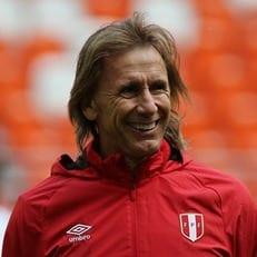 Гарека продлил контракт со сборной Перу