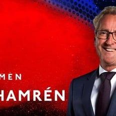 Хамрен возглавил сборную Исландии