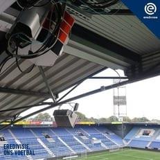 В голландском чемпионате установили ультрасовременные камеры