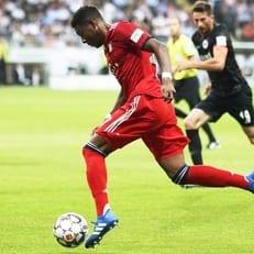 Давид Алаба получил повреждение в Суперкубке Германии