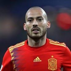 Давид Сильва завершил карьеру в сборной Испании