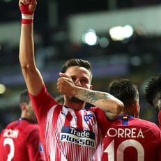"""""""Атлетико"""" — обладатель Суперкубка УЕФА"""