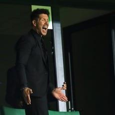 """Симеоне — самый успешный тренер в истории """"Атлетико"""""""