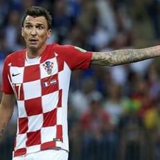 Манджукич завершил карьеру в сборной Хорватии