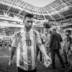 Месси не будет выступать за Аргентину в ближайшее время