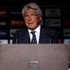 "ФИФА наказало ""Атлетико Мадрид"""