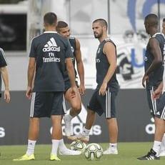 """""""Реал Мадрид"""" огласил заявку на матч с """"Хетафе"""""""