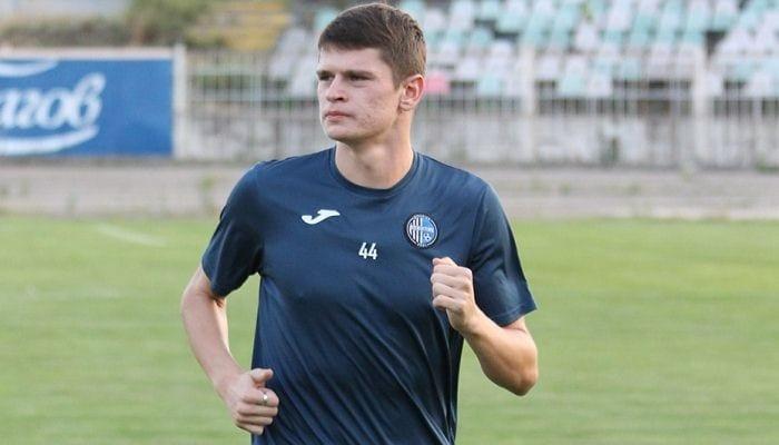 Евгений Цымбалюк, olimpik.com.ua