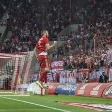 """УЕФА может наказать """"Олимпиакос"""" за действия болельщиков"""
