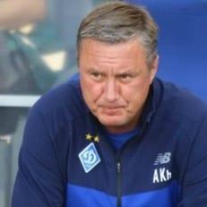 """Хацкевич пояснил, почему Шапаренко не попадает в заявку """"Динамо"""""""