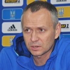 Головко огласил заявку молодежной сборной Украины