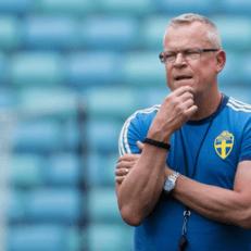 Янне Андерссон продлил соглашение со сборной Швеции