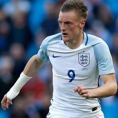 Варди планирует завершить карьеру в сборной Англии