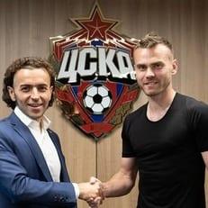 Игорь Акинфеев продлил контракт с ЦСКА