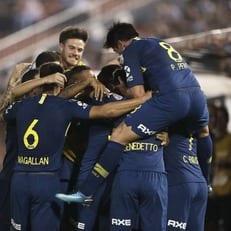 Стали известны четвертьфиналы Кубка Либертадорес