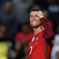 Роналду пропустит матчи против Хорватии и Италии