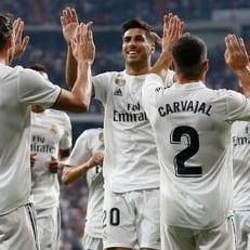 """""""Реал Мадрид"""" разгромил """"Леганес"""""""